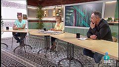 Cafè d'idees - Jéssica Albiach, Javier Melero i tertúlia esportiva