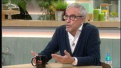 """Cafè d'idees - Javier Melero: """"Forn està encantat amb l'indult"""""""