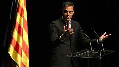 Discurs íntegre de Pedro Sánchez al Liceu de Barcelona