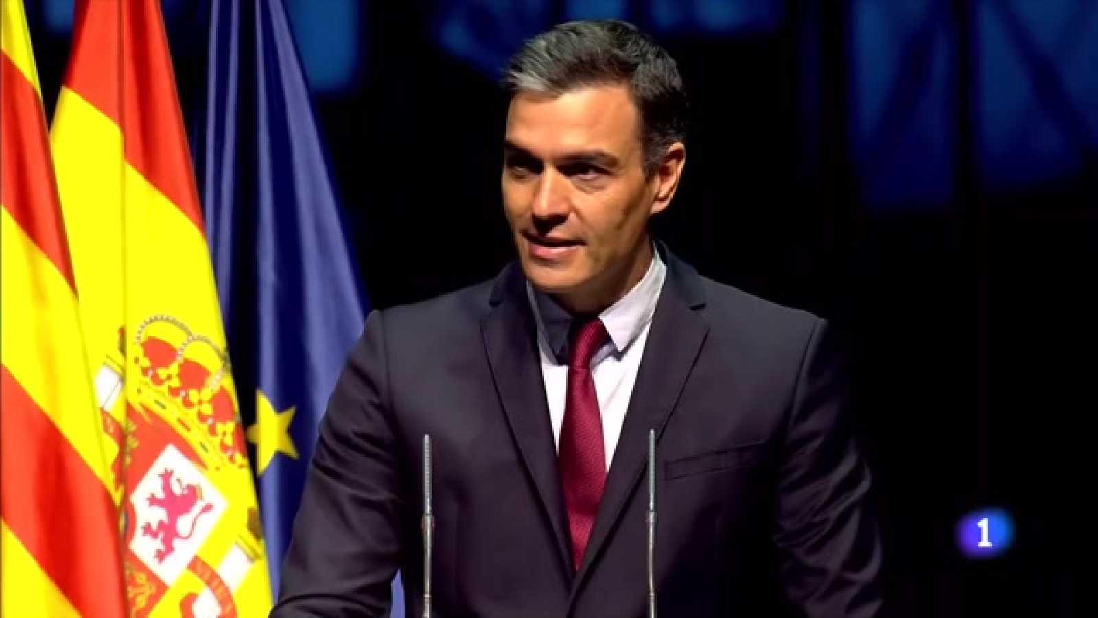 Sánchez defensa l'aprovació aquest dimarts dels indults per recuperar la convivència