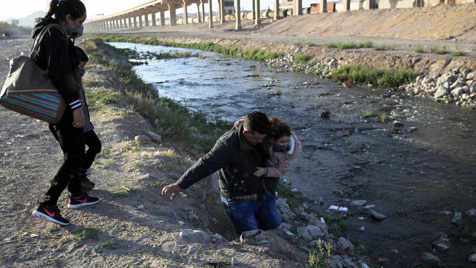 Río Bravo, la puerta del drama migratorio entre México y Estados Unidos