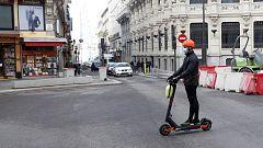 Proponen hacer controles de alcohol y drogas a usuarios de bicicletas y patinetes eléctricos