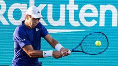 Tenis - ATP 250 Torneo Mallorca: Jaume Munar - Tennys Sandgren (2)