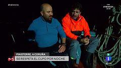España Directo - Antonio Garrido se lanza a la mar en su primer reportaje en España Directo