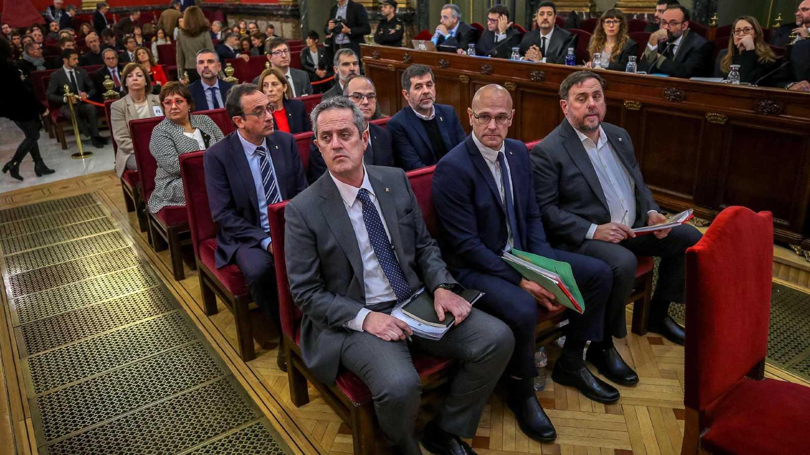 El Consejo de Europa defiende el indulto a los presos de 'procés'