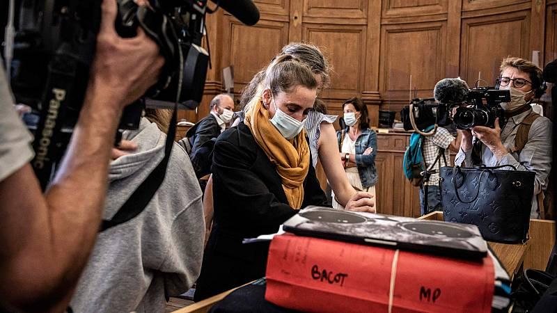 Arranca en Francia el juicio a una mujer que mató a su marido, proxeneta y maltratador