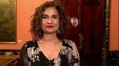 """María Jesús Montero, sobre los indultos: """"El PP no está a la altura del momento que vive el país"""""""