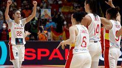 España gana a Montenegro y pasa a cuartos del Eurobasket