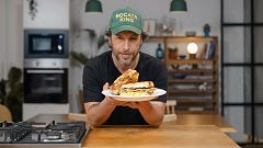 Bocata de tortilla de Gipsy Chef, ¡simplemente espectacular!