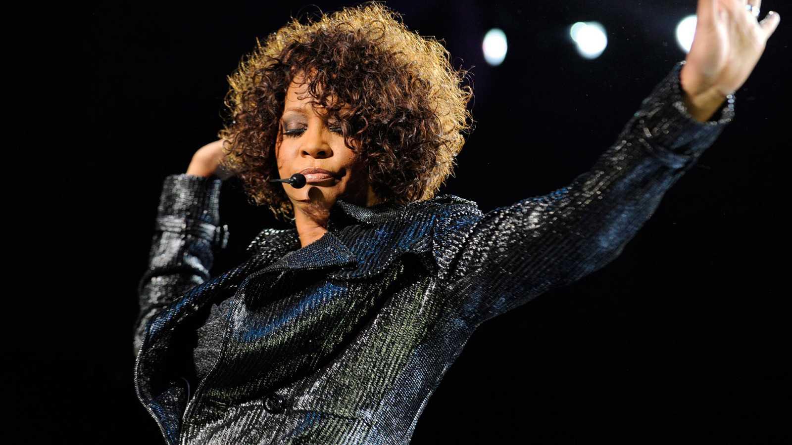 'Whitney', el documental más sincero de Whitney Houston