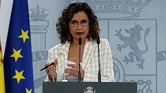 """Montero emplaza a las fuerzas independentistas a percibir los indultos como """"un intento de reencuentro"""""""