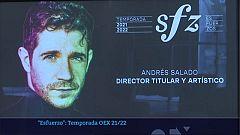 La Orquesta de Extremadura comenzará temporada en otoño, bajo el título 'Esfuerzos'