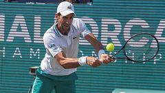 Tenis - ATP 250 Torneo Mallorca: N. Djokovic/C. Gómez-Herrera - T. Brkic/N. Cacic