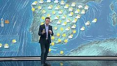 La Aemet prevé lluvias fuertes en diversas zonas y ascenso térmico en el suroeste