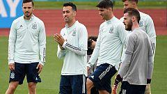 La selección española necesita ganar a Eslovaquia para meterse en octavos
