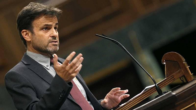 """Jaume Asens: """"No se puede pedir a los independentistas que lo dejen de ser de la noche al día"""""""