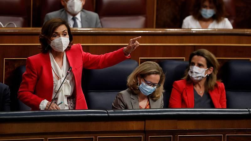 """Calvo, al PP: """"Si dejaran de hacer política con las tripas y volvieran a las neuronas saldrían de Colón"""""""