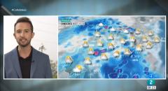 El Temps - Revetlla de paraigües plegats i jaquetes posades