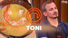 Entrevista a Toni, expulsado de MasterChef 9