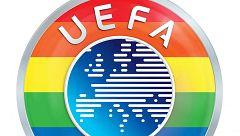 La UEFA pinta su logo con los colores LGTBI pero defiende que no se use en el estadio del Alemania-Hungría