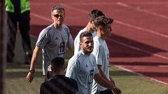 La selección apela a sus líderes para seguir soñando en la Eurocopa