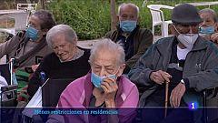 Alivio de las restricciones en las residencias de Aragón