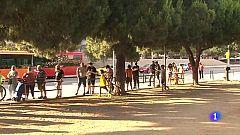 Protecció civil demana precaució amb els petards