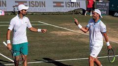 Tenis - ATP 250 Torneo Mallorca: M. Granollers/H. Zeballos - N. Djokovic/C. Gómez-Herrera