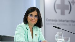 Especial informativo - Comparecencia de la ministra de Sanidad - 23/06/21