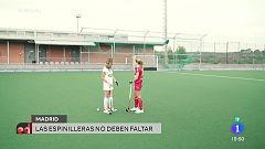 España Directo - ¿Cómo es el hockey sobre hierba? Gemma Mengual se atreve con él