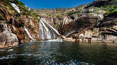 España Directo - Conocemos la ruta hasta la cascada del Ézaro en la Galicia más salvaje