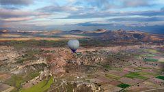 España Directo - Sobrevolamos Cuenca en globo aerostático