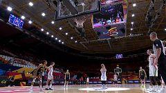 Baloncesto - Campeonato de Europa femenino. 1/4 Final: Bielorrusia - Suecia