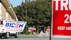 El bastión republicano de Texas sigue manteniendo el pulso a la admnistración Biden