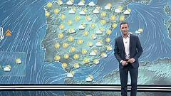 La Aemet prevé cielos poco nuboso o soleado en la mayor parte del país