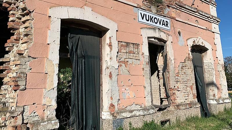 Las cicatrices de la batalla de Vukovar 30 años de las guerras yugoslavas