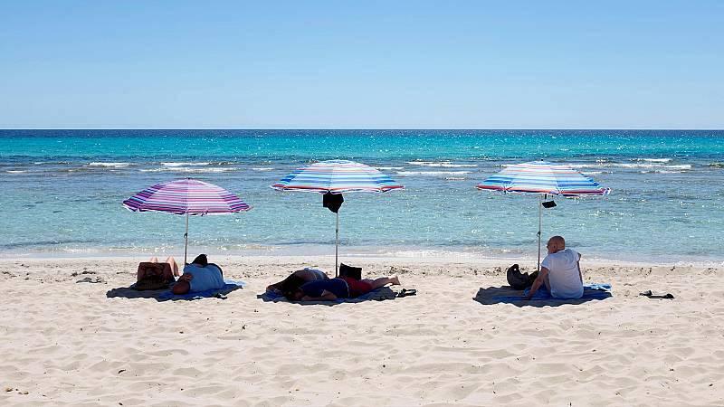 El turismo remonta de cara al puente de San Juan: alta ocupación en la montaña y en la playa