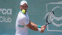 Tenis - ATP 250 Torneo Mallorca. Semifinal dobles: N. Djokovic/C. Gómez - O. Marach/A. Qureshi