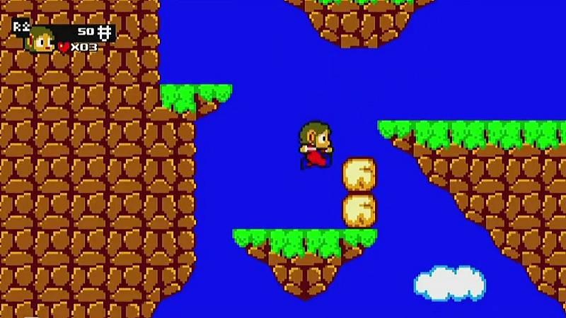 """""""Alex Kidd"""": el regreso de un videojuego clásico que marcó a toda una generación"""
