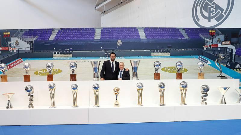 """Felipe Reyes dice adiós al baloncesto: """"Un millón de gracias"""""""