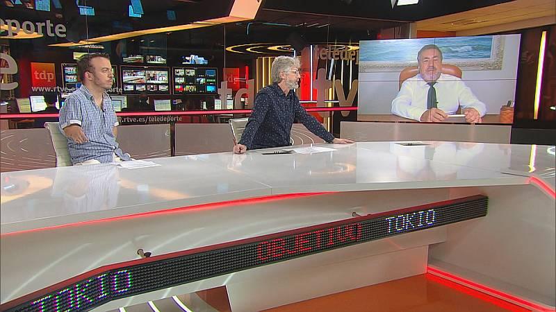 Objetivo Tokio - Programa 168 Paralímpicos: Miguel Carballeda, presidente del Comité Paralímpico Español - ver ahora