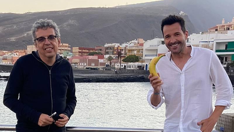Aquí la Tierra - Conocemos Tenerife de la mano del cantante Pedro Guerra