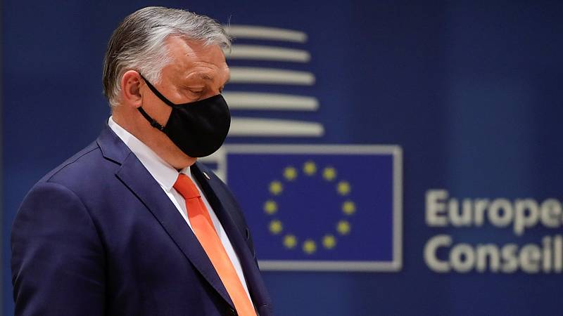La mayoría de la UE hace frente común contra la ley homófoba de Hungría