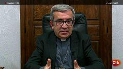 """El portavoz de la Conferencia Episcopal pide a los indultados que """"indulten"""" a los catalanes a los que llaman """"traidores"""""""