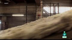 Aquí hay trabajo - Cómo se fabrica la lana de roca
