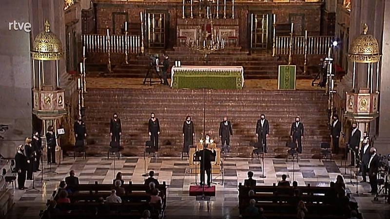 Los conciertos de La 2 - Coro RTVE: Basílica Monasterio El Escorial  - ver ahora