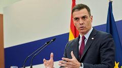 """Sánchez afirma tras los indultos que es el momento del """"perdón"""" para """"construir convivencia"""""""