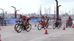 Triatlón - Campeonato de España de clubes, Relevos talento