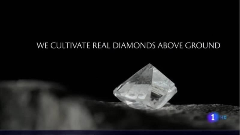 Fábrica de producción de diamantes artificiales - 25/06/2021