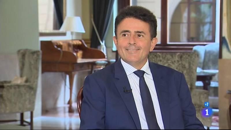 TVE habla con Juan Luis Lorenzo - 27/06/2021